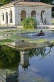 Jardín italiano Fotografía de archivo libre de regalías