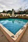 Jardín italiano del renacimiento Imagenes de archivo