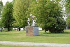 Jardín Lavinga fotografía de archivo libre de regalías