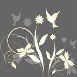 Jardín mágico libre illustration