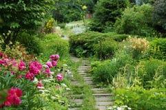Jardín mágico Foto de archivo libre de regalías