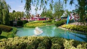 Jardín mágico con momentos mágicos Fotografía de archivo libre de regalías