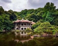 Jardín nacional de Shinjuku Gyoen en Tokio Imagen de archivo