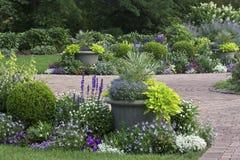 Jardín ornamental Imágenes de archivo libres de regalías