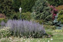 Jardín ornamental Fotografía de archivo