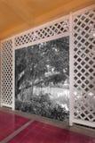 Jardín público Foto de archivo libre de regalías