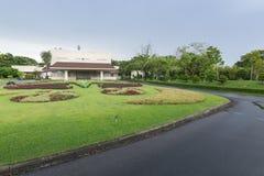 Jardín público Fotos de archivo