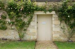 Jardín privado fotos de archivo libres de regalías
