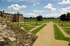 Jardín real Foto de archivo libre de regalías