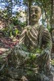 Jardín secreto de Buda en Samui - estatua Fotografía de archivo libre de regalías