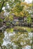 Jardín Shangai China de Yuyuan Fotografía de archivo libre de regalías