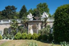 Jardín siciliano fotos de archivo