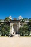 Jardín siciliano imagenes de archivo
