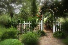 Jardín soñador Imagen de archivo