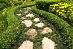Jardín tranquilo Imagen de archivo libre de regalías