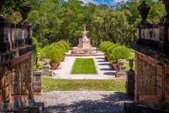 Jardín veneciano Fotografía de archivo libre de regalías
