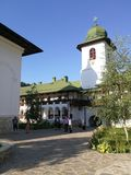 Jard stary monaster, Rumunia Obrazy Royalty Free