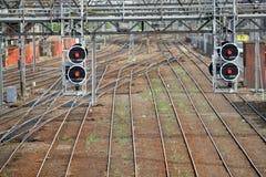 Jarda Railway Imagens de Stock