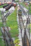Jarda Railway Fotos de Stock
