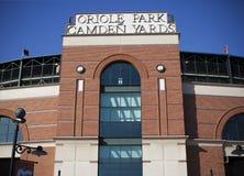 Jardas de Camden fotografia de stock