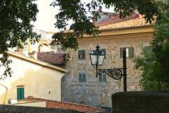 Jardas de Florença fotografia de stock
