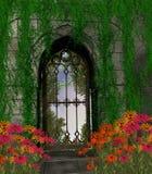 Jardim 1 Fotografia de Stock Royalty Free
