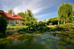 Jardim Imagem de Stock