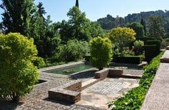 Jardim Fotografia de Stock
