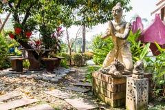 Jardim ajardinado Imagem de Stock