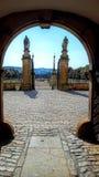 Jardim bávaro imagem de stock royalty free