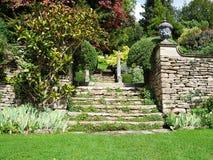 Jardim bonito da paisagem Imagens de Stock Royalty Free