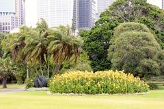 Jardim botânico imagens de stock royalty free