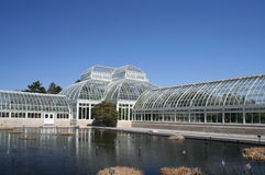 Jardim botânico de New York imagens de stock royalty free