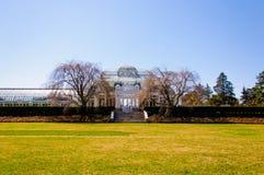 Jardim botânico de NY Fotos de Stock