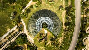Jardim botânico de San Antonio foto de stock royalty free