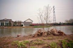 Jardim botânico de Zhengzhou Imagem de Stock
