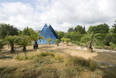 Jardim botânico, Hamburgo, Alemanha 01 Imagens de Stock Royalty Free