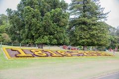 Jardim botânico um aniversário de 200 anos Foto de Stock Royalty Free