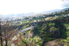 Jardim Botanico da Madeira Royalty Free Stock Image