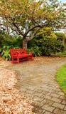 Jardim calmo imagem de stock