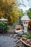 Jardim calmo Fotografia de Stock