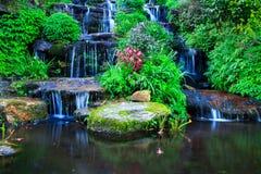 Jardim calmo Fotografia de Stock Royalty Free