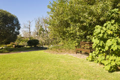 Jardim calmo bonito Fotografia de Stock