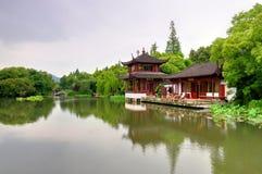 Jardim chinês Imagem de Stock