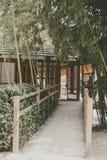 Jardim chinês em Toulouse foto de stock royalty free