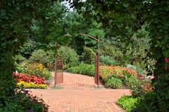 Jardim confidencial imagem de stock royalty free