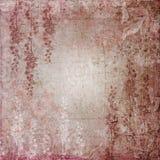 Jardim cor-de-rosa romântico Fotografia de Stock