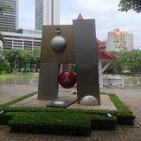 Jardim da arte Imagem de Stock