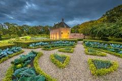 Jardim da couve de Verhildersum Fotografia de Stock Royalty Free