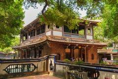 Jardim da família de Lin em Taipei, Taiwan Foto de Stock Royalty Free
